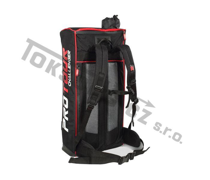 batoh Legend Archery ProTour Challenger červený