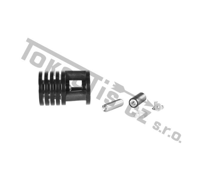 damper ArcTec set bez závaží černý