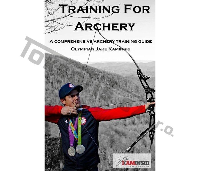 kniha Jake Kaminski: Training for archery