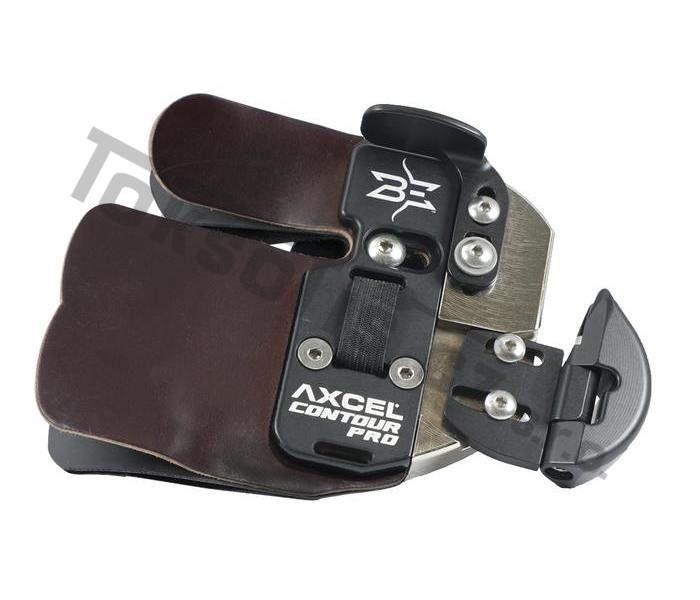chránič prstů Axcel Contour Pro Brady Ellison Signature Series Brass